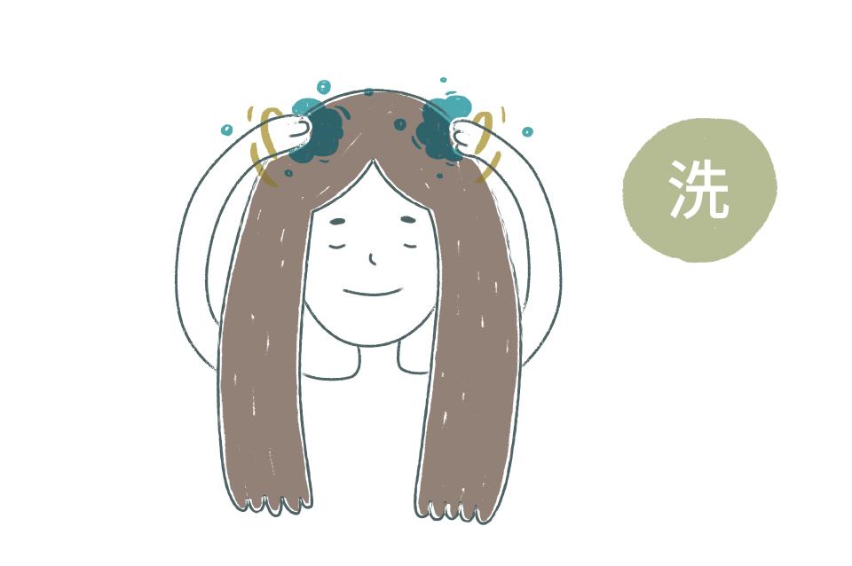 Wash-hair-5-steps-03