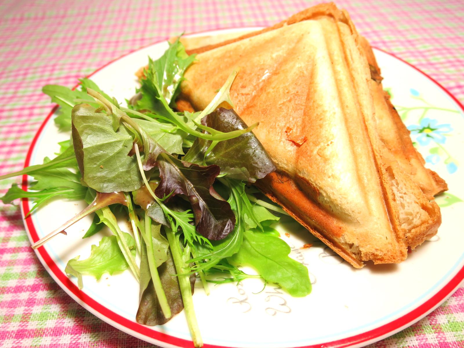 起司三明治