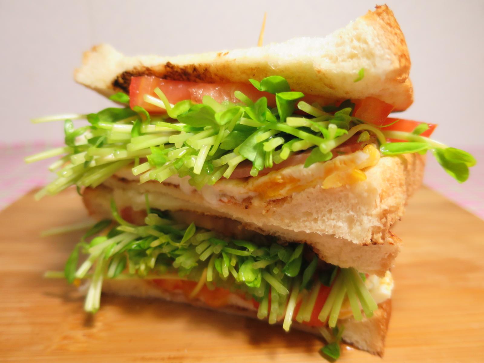 爆漿三明治