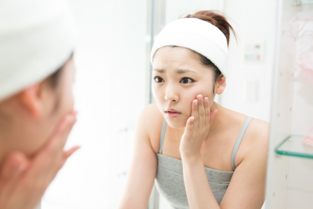 attractive-asian-woman-skin-care
