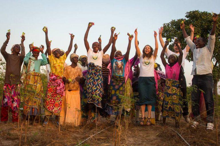 Moringa Connect 已經在迦納種下 27 萬棵樹,照顧超過 2,300 個家庭,讓這些農民的收入提升 4 至 10 倍