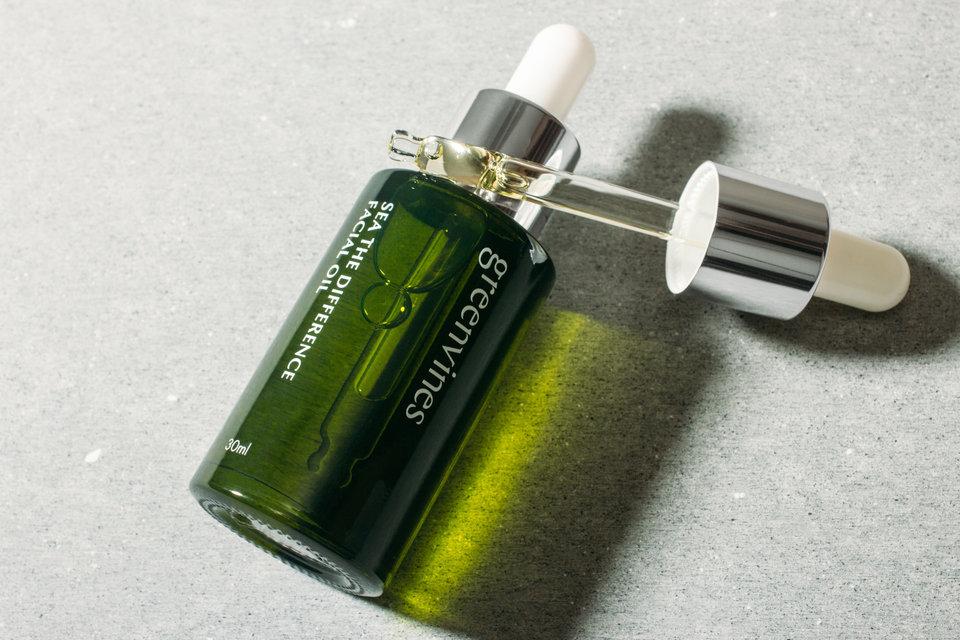 綠色海洋精華油